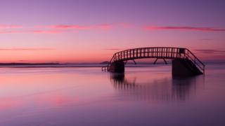 bridge near Dunbar