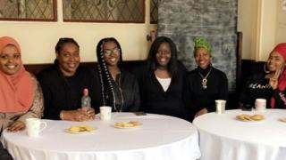 Women's panel for the Change the Culture black mental health campaign