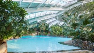Center Parcs Longleat: Boy dies after becoming ill at resort