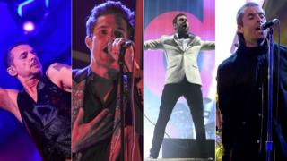 Depeche Mode, The Killers, Kasabian and Liam Gallagher