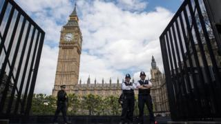 британський парламент