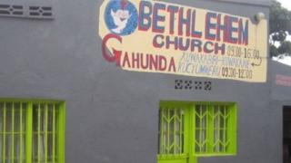 Rwanda, gereja