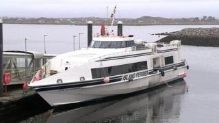 Island Ferries Teoranta