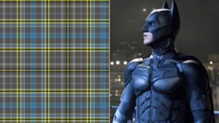 Tartan and Batman