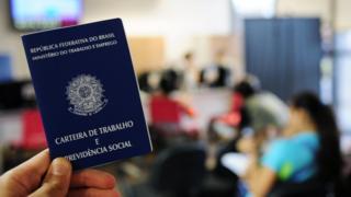 Agência de emprego em Brasília