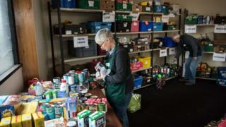 Nottingham food bank