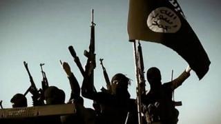 اسلامي دولت ډله يا داعش