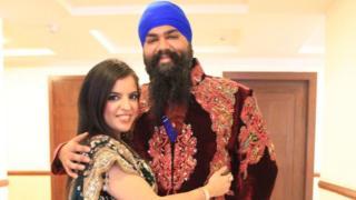 Amitpal Singh Bajaj and Bandhna Kaur Bajaj
