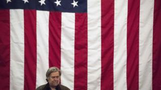hollywood Former White House strategist Stephen Bannon at Roy Moore rally - 11 December 2017