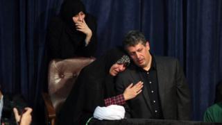 اعضای خانواده اکبر هاشمی رفسنجانی