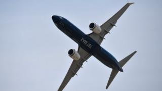 Indege y'ubwoko Boeing 737 Max