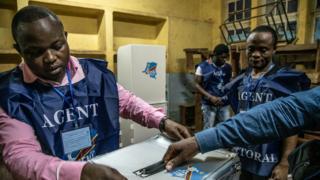 RDC, élections, vote, législatives