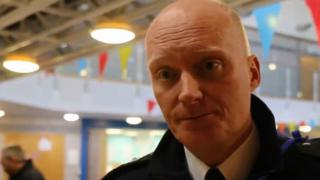 Deputy Chief Constable Matthew Horne