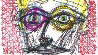 Unlocked artwork - face