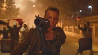 Scene from Jason Bourne