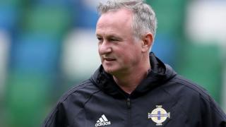 If O'Neill appointed to the Stoke job, it is believed he remain in charge of Northern Ireland for their upcoming final Euro 2020 qualifiers against the Netherlands and Germany.