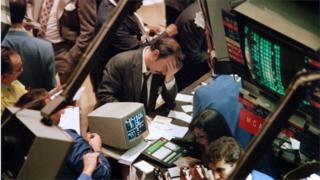 Traders in 1987