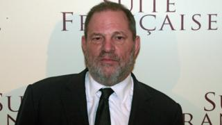 Harvey Weinstein. File photo