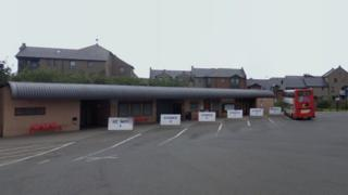 Arbroath bus station