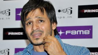 நடிகர் விவேக் ஓப்ராய்