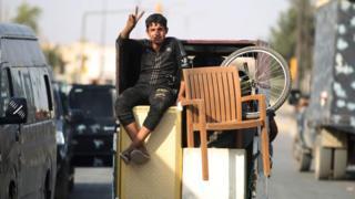 Iraklı çocuk
