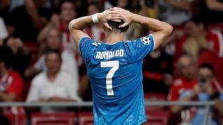 Ronaldo kawọ mọri