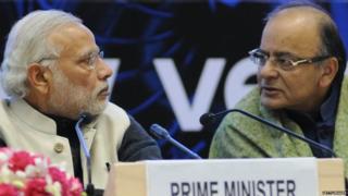 नरेंद्र मोदी, अरुण जेटली, जीडीपी दर, भारतीय अर्थव्यवस्था