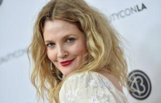 Actress Drew Barrymore pictured at an event in LA on July 14, 2018