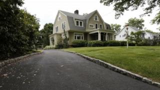 The house Derek and Maria Broaddus bought in Westfield, New Jersey. File photo