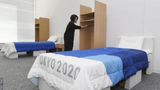 Кровать для олимпийцев