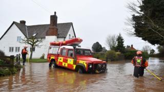 flood delay