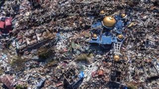 इंडोनेशिया की तबाही