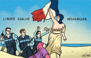 """Liberte, Egalite and Dishabiller"""