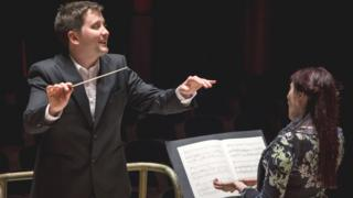 Conductor Robert Guy