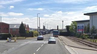 Trafford Park Road