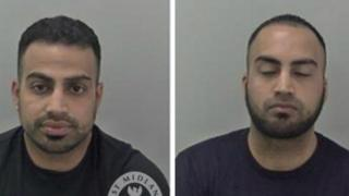 Two brothers jailed for county lines network
