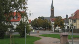 Lambsheim, western Germany.