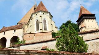 Церковь в Бьертане