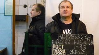Макаренко Микола