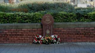 John Speed memorial