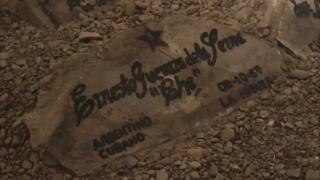 Fosa del Che (Foto: Luis Velasco / BBC Mundo)