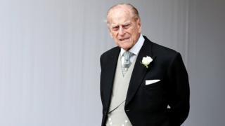 Принц Филип присуствовао је венчању принцезе Евгеније прошлог октобра