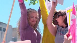 قانون ضد آزادی سقط جنین؛ دیزنی ایالت جورجیا را به تحریم تهدید کرد