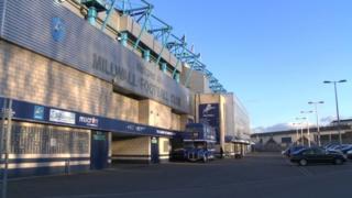 Millwall New Den stadium