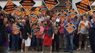 Liberal Democrats want Wales to be 'truly equal' part of UK