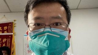 의사 리 웬리앙은 우한 중앙병원에 근무하다 코로나바이러스에 감염됐다