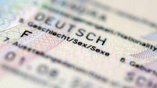 """Jenis kelamin di dokumen resmi Jerman mulai 1 Januari 2019 dapat ditulis """"berbeda"""" untuk interseks."""