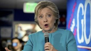 Hillary Clinton ayaa la baarayaa ka dib fadeexad la xiriirtafarriimo email oo la xaday