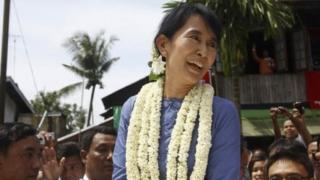 Ау Сан Су Чи