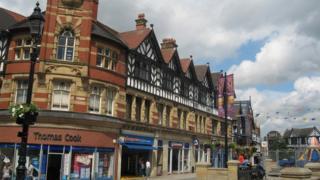 Market Place, Wigan